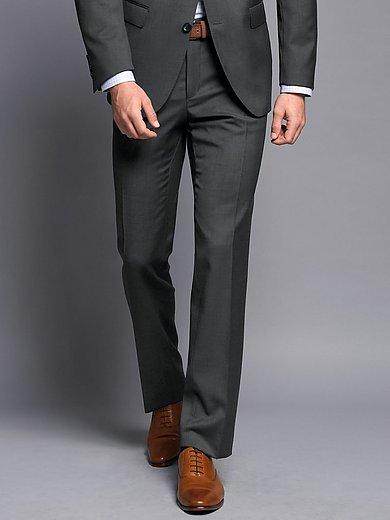 Carl Gross - Le pantalon 100% laine vierge sans pinces