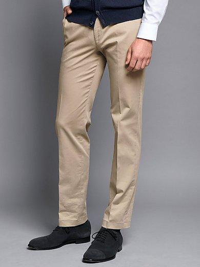 HILTL - Vyötärölaskoksettomat housut, Parma-malli