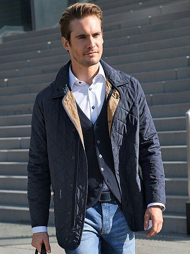 Lodenfrey - La veste matelassée coupe droite