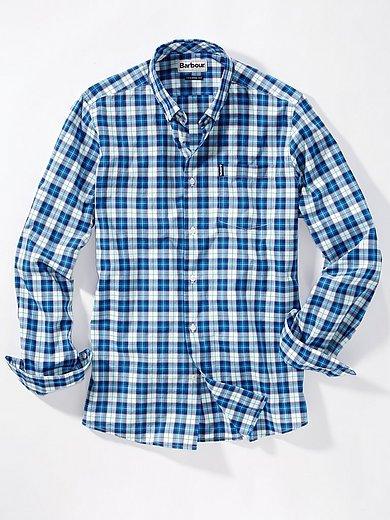 Barbour - Overhemd van 100% katoen met button-downkraag