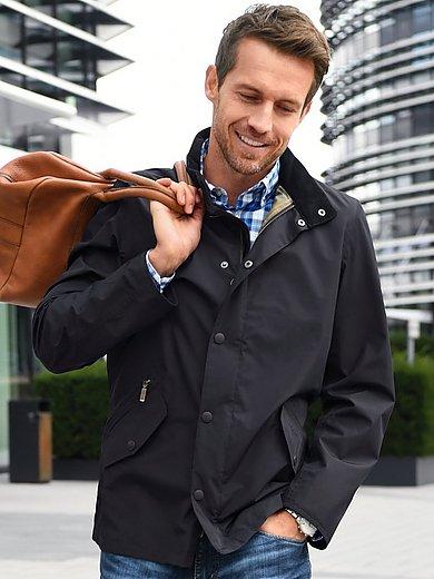 Barbour - La veste avec revêtement déperlant