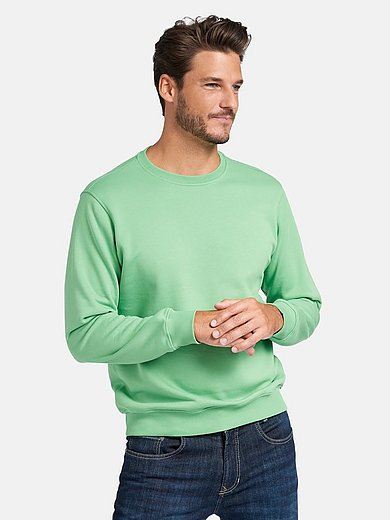 Louis Sayn - Sweatshirt in 100% cotton