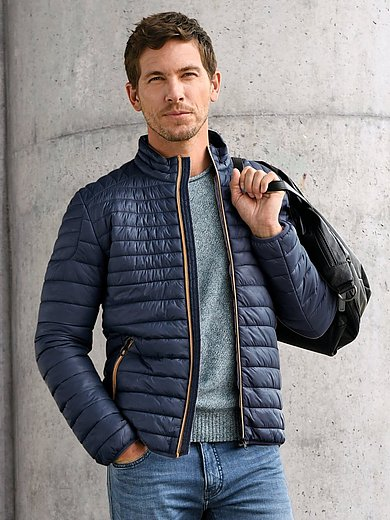 CALAMAR - Water-repellent quilted jacket