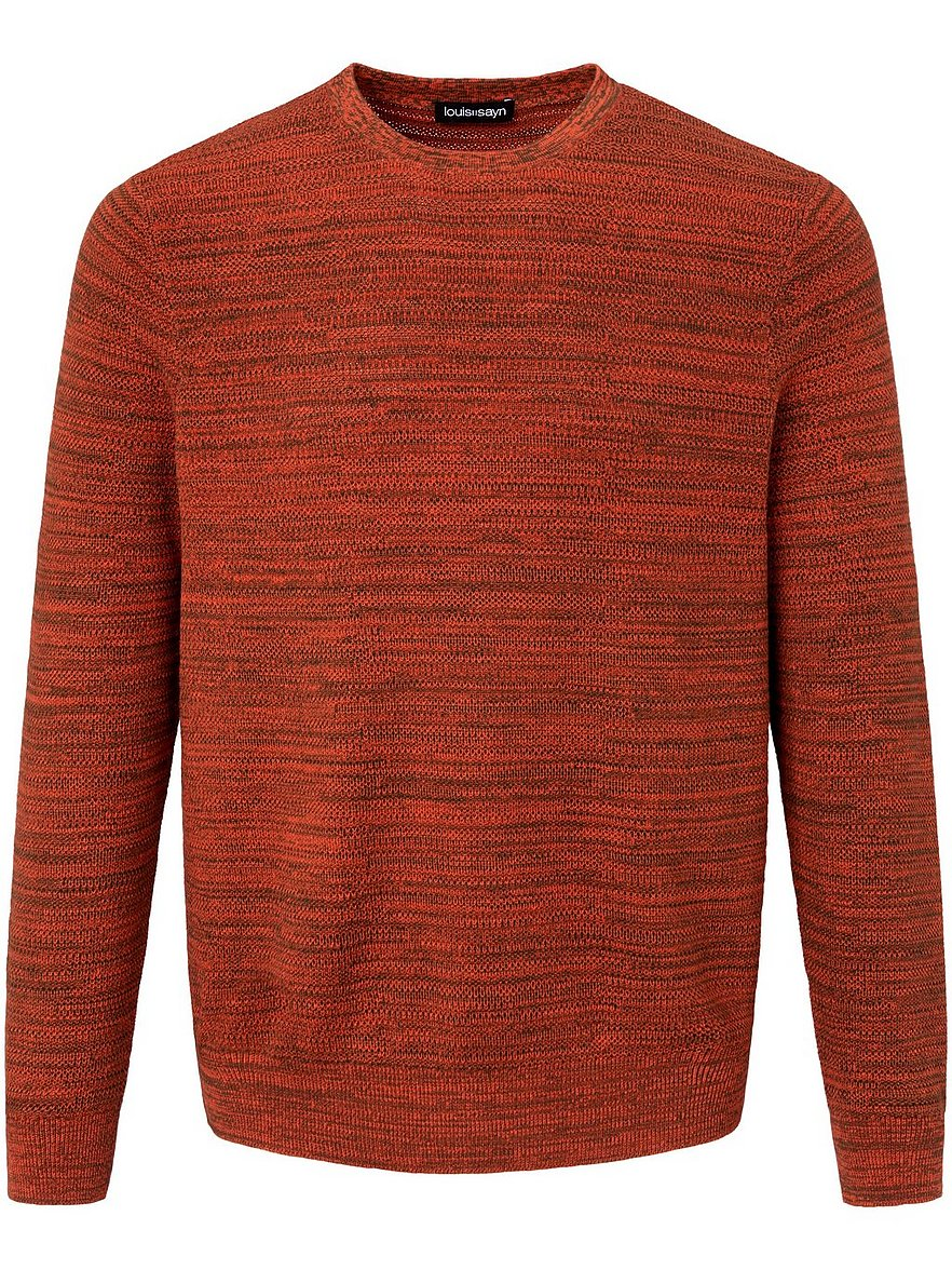 louis sayn - Pullover  orange Größe: 58