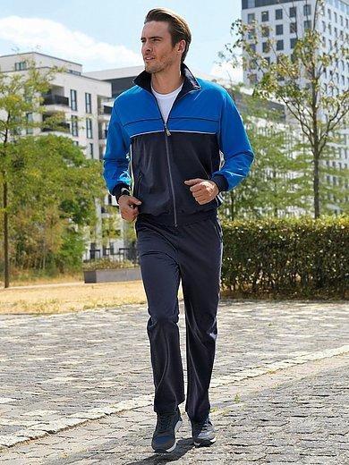 Athlet Sport - La tenue de sport aux couleurs bleues