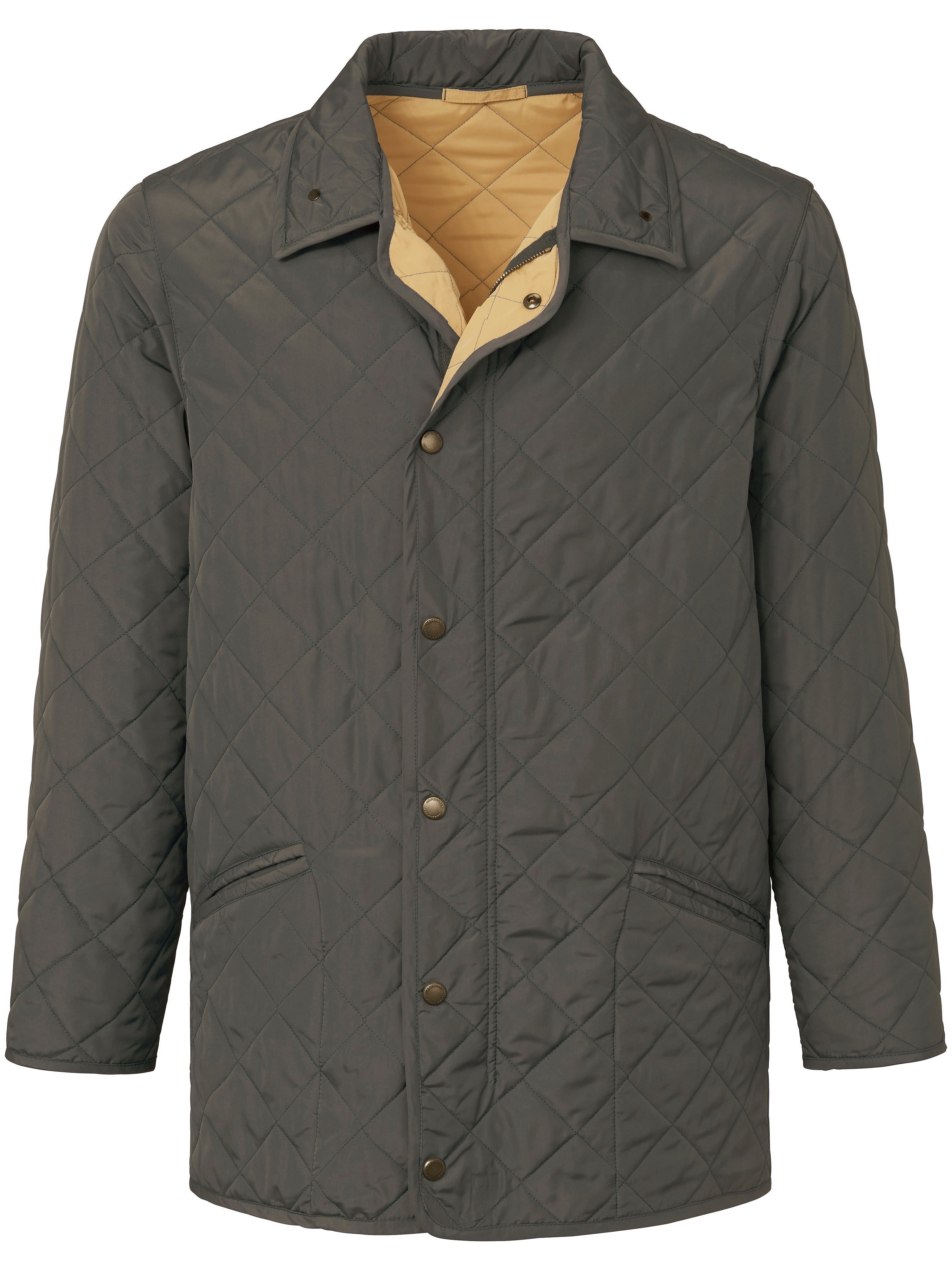 La veste matelassée coupe droite  Lodenfrey vert taille 54