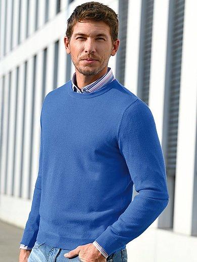 Louis Sayn - Rundhals-Pullover aus 100% Schurwolle
