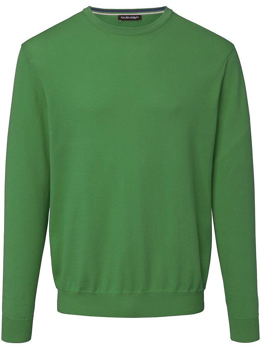 louis sayn - Pullover aus 100% Baumwolle Pima Cotton  Größe: 50