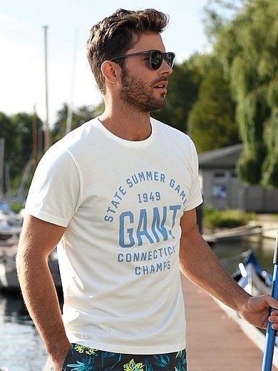 GANT - Le T-shirt 100% coton