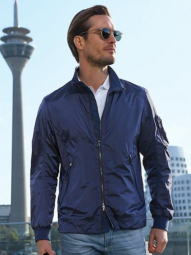 Bogner - Blouson jacket with stand-up collar