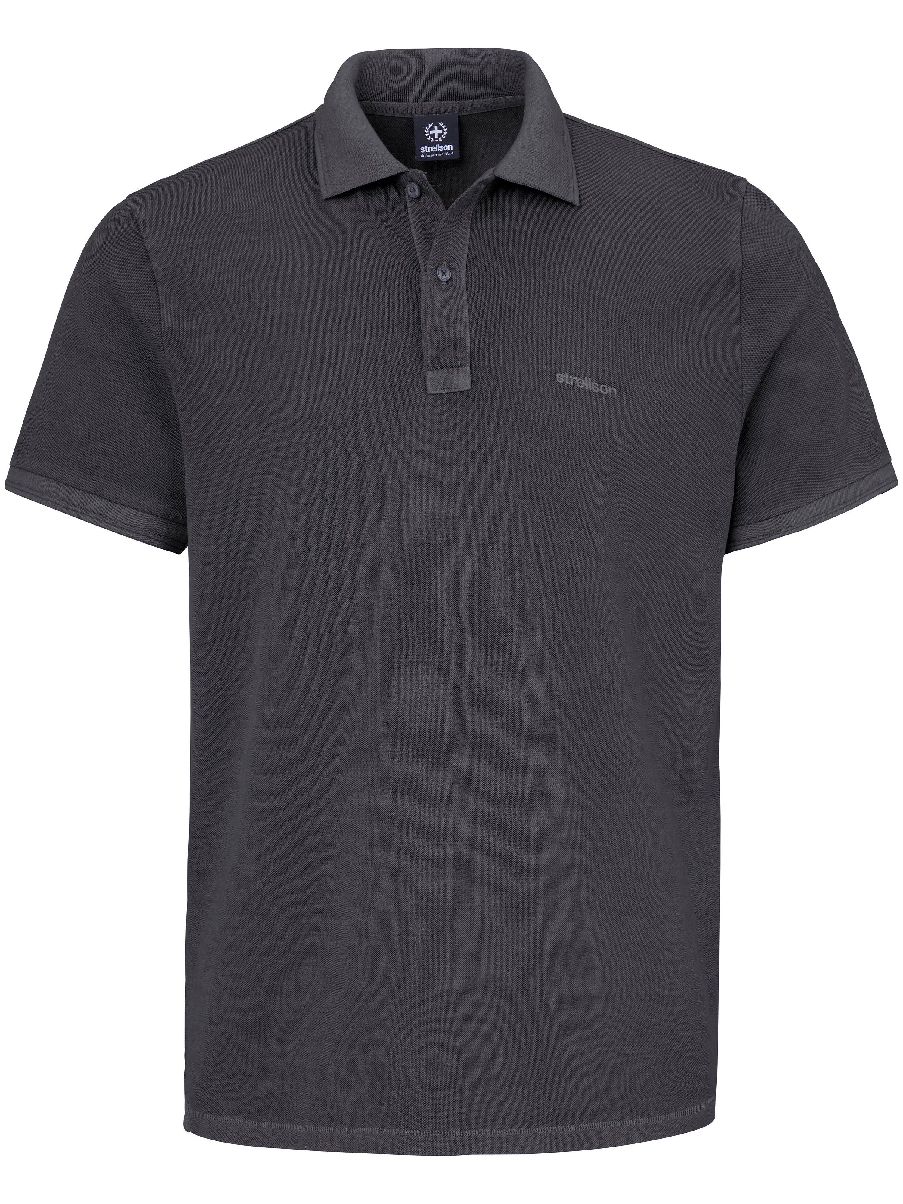 strellson - Polo-Shirt  grau