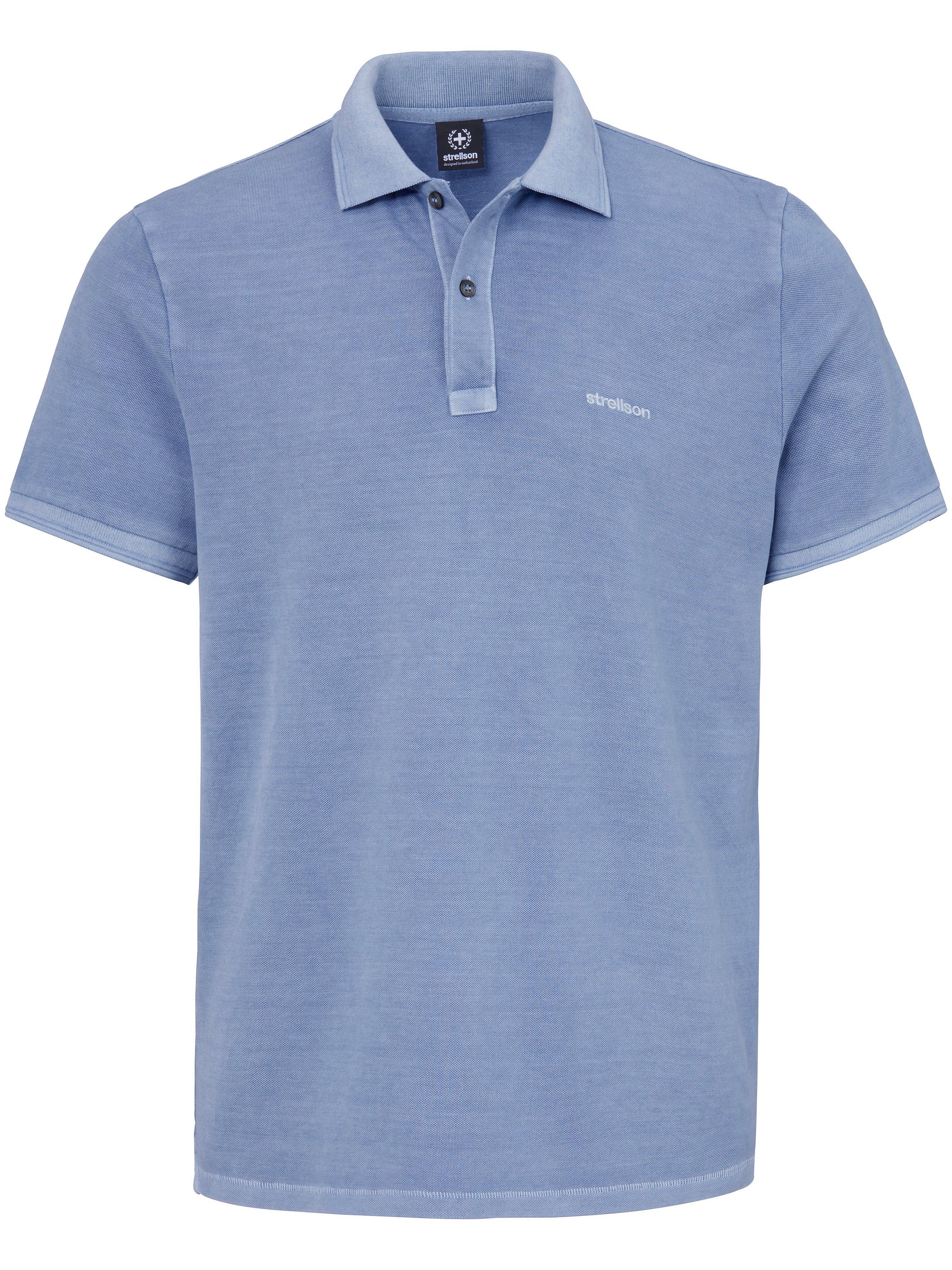 strellson - Polo-Shirt  blau