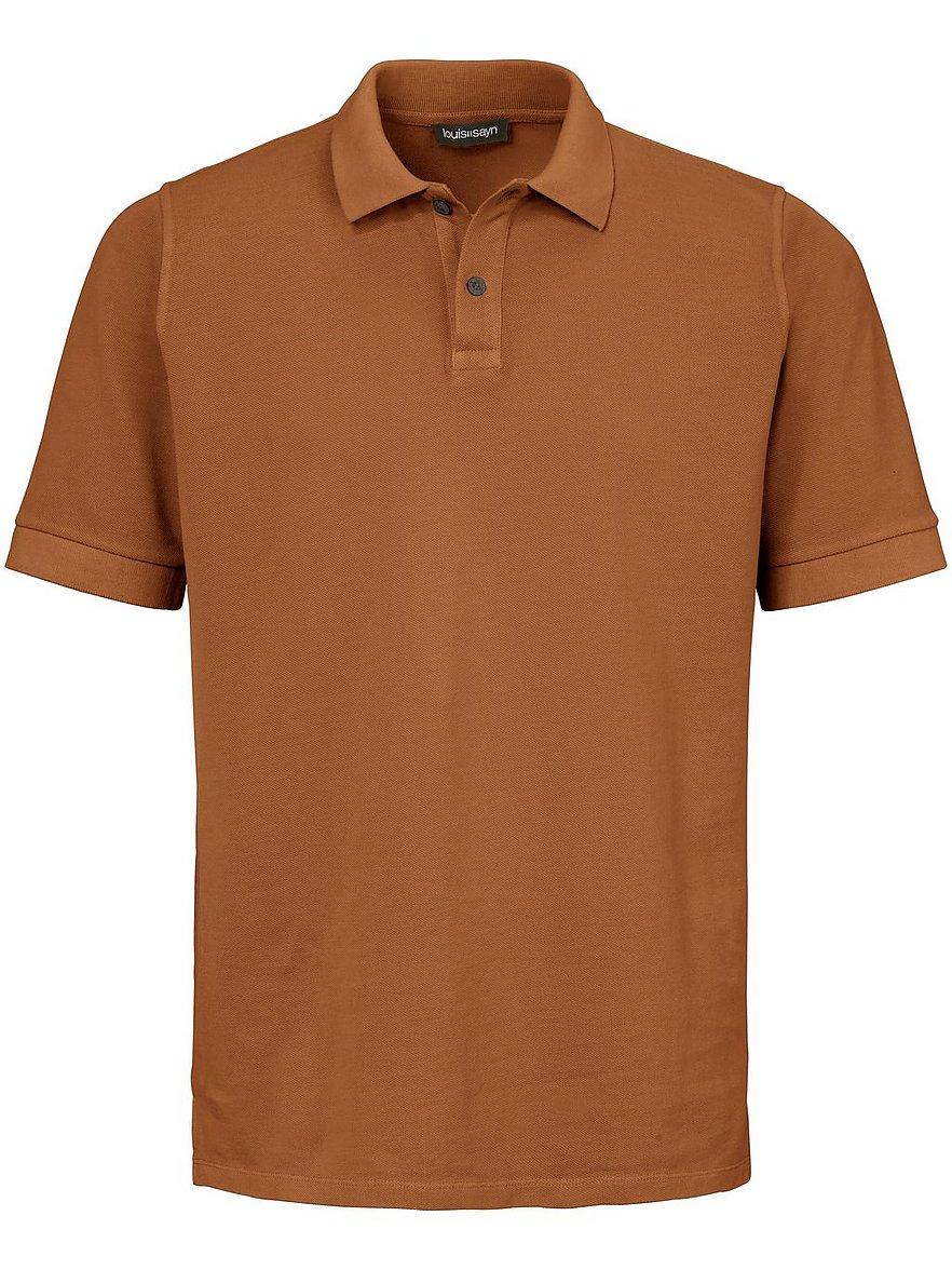 louis sayn - Polo-Shirt 1/2-Arm  braun Größe: 50