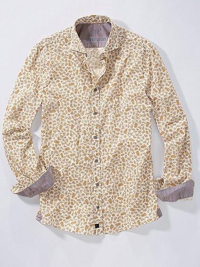 Strellson - Shirt with shark collar
