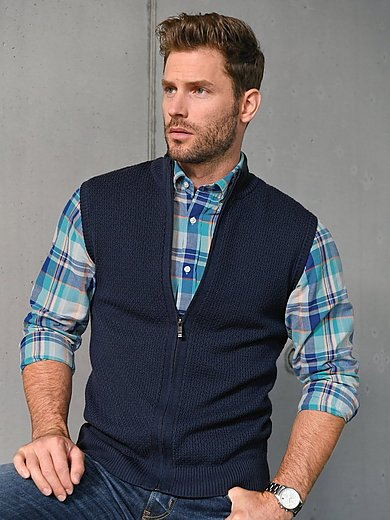 GANT - Overhemd van 100% katoen met ruitdessin