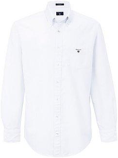 Jersey Hemd 'M PER L' Haifisch Kragen schwarz