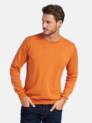 Louis Sayn - Pullover aus 100% Baumwolle Pima Cotton