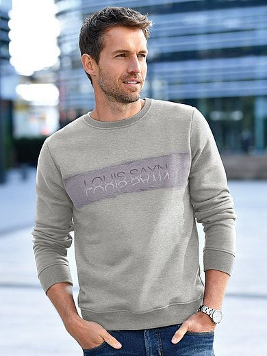 Louis Sayn - Le sweat-shirt 100% coton
