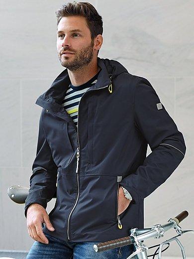 Bugatti - Jacke mit abknöpfbarer Kapuze
