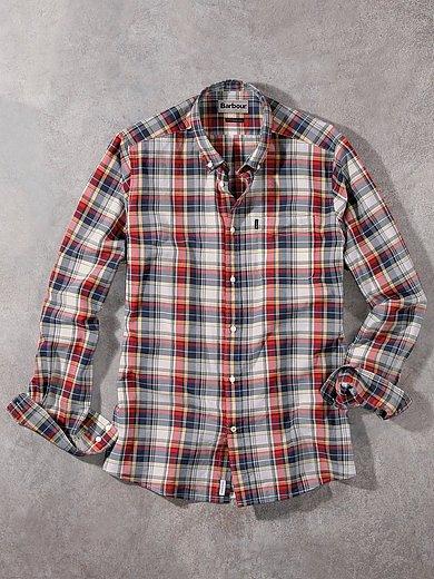 Barbour - La chemise 100% coton