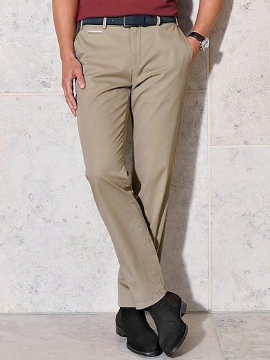 HILTL - Regular Fit-broek model Packer met steekzakken