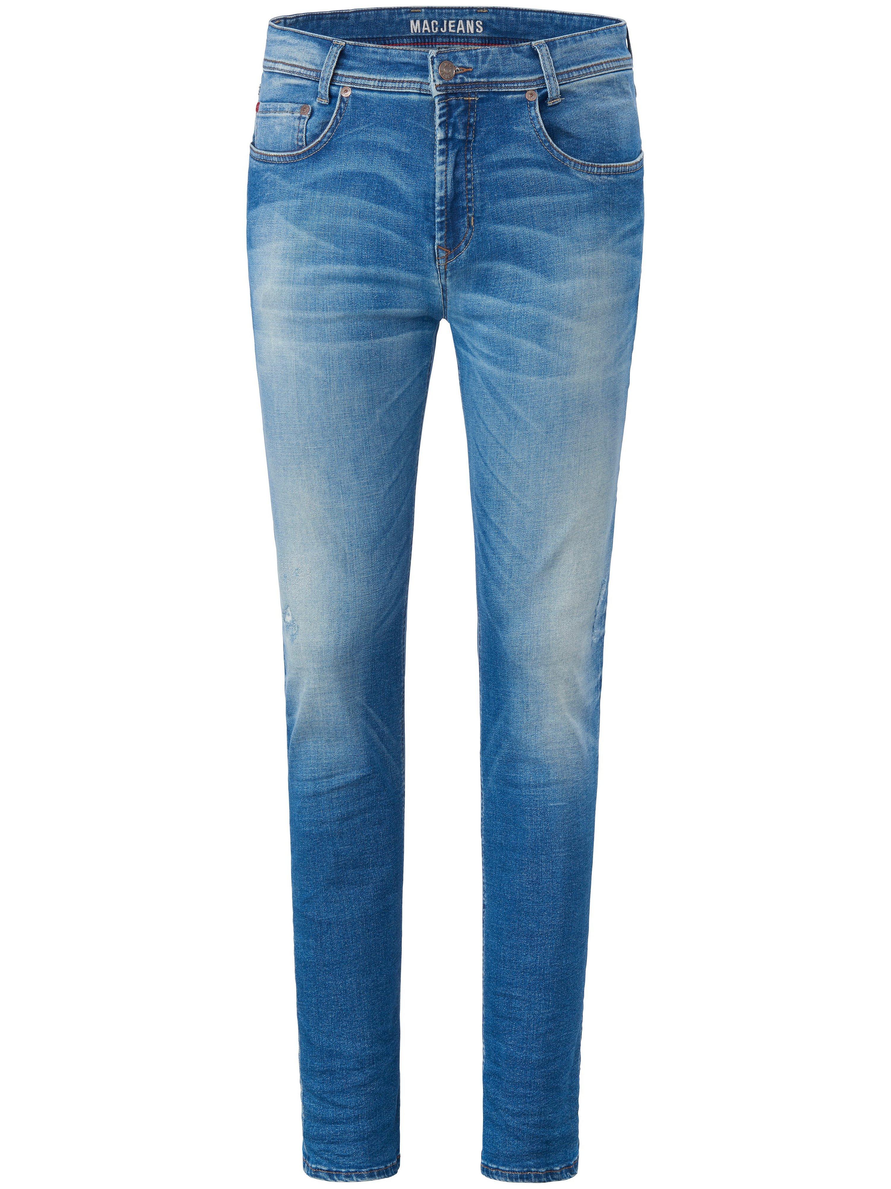 Regular fit jeans model Arne Pipe Van Mac denim