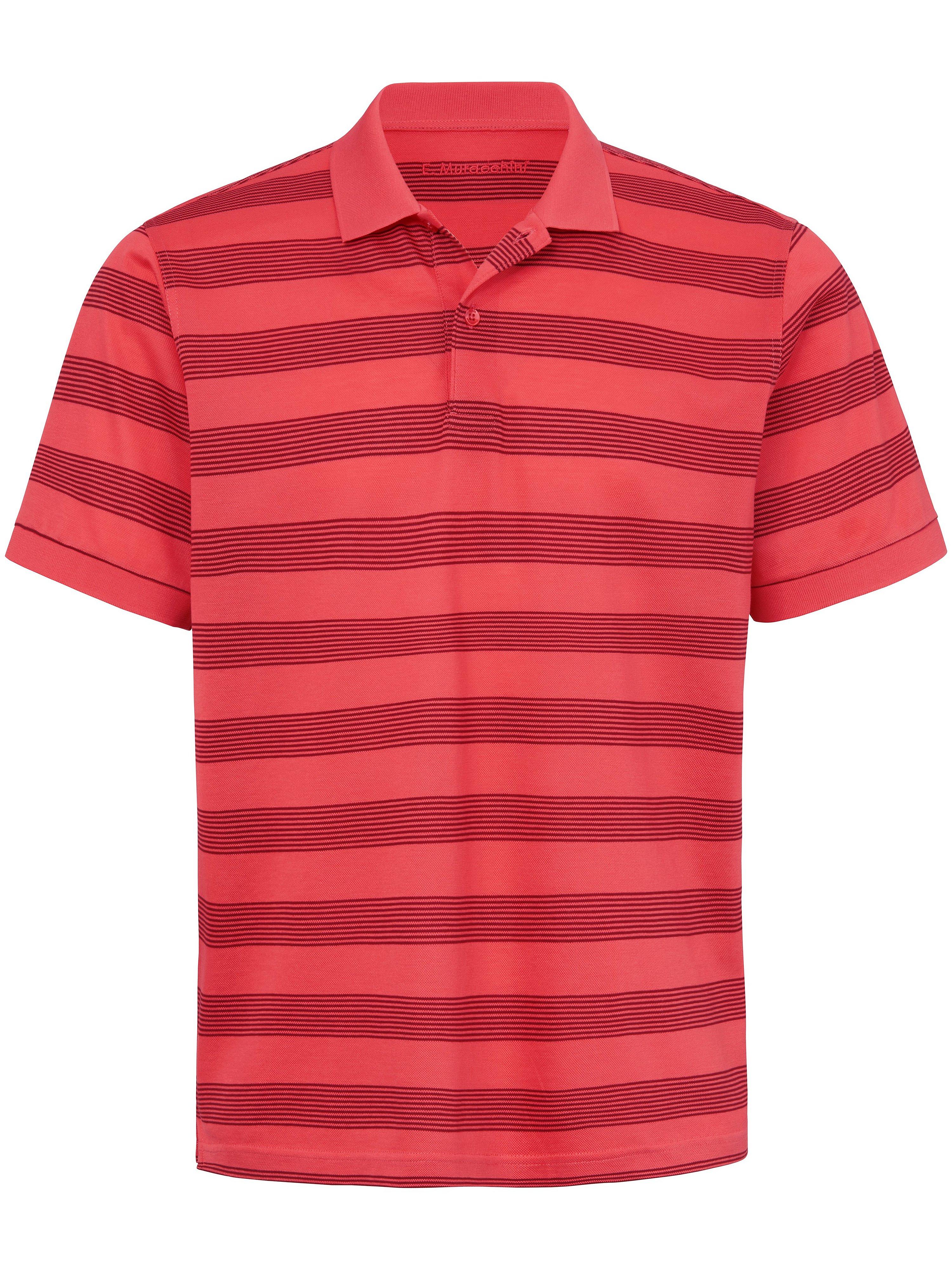 e.muracchini - Polo-Shirt  rot