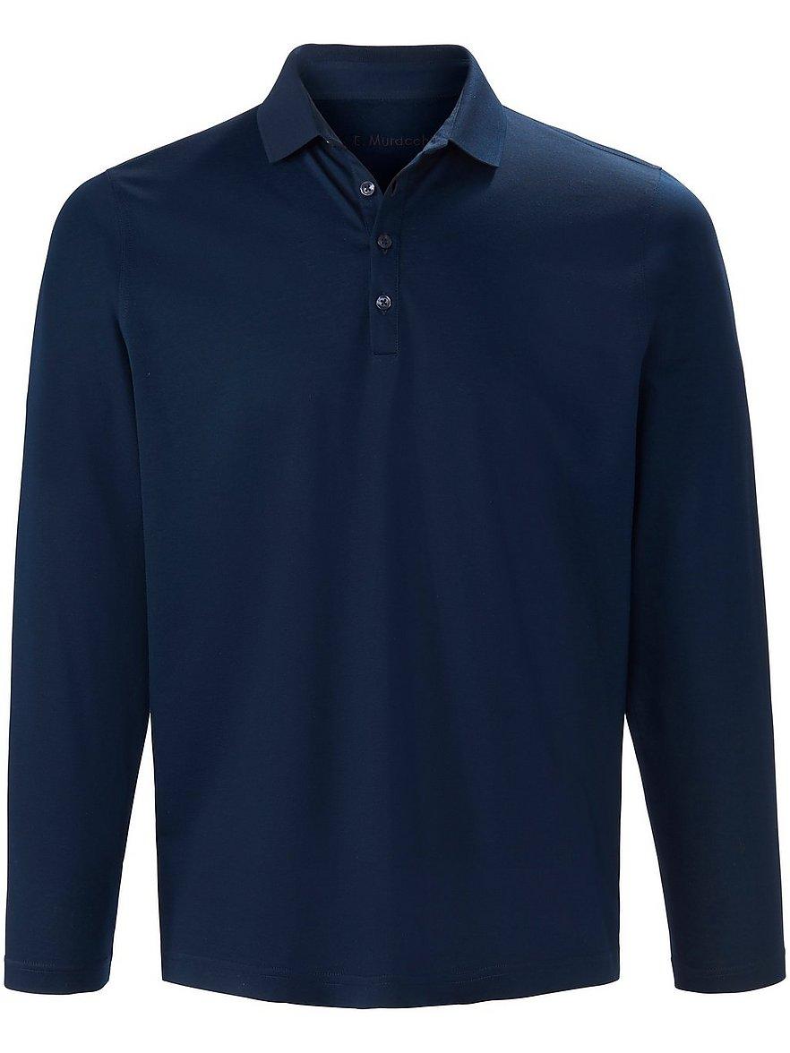 e.muracchini - Polo-Shirt  blau Größe: 56