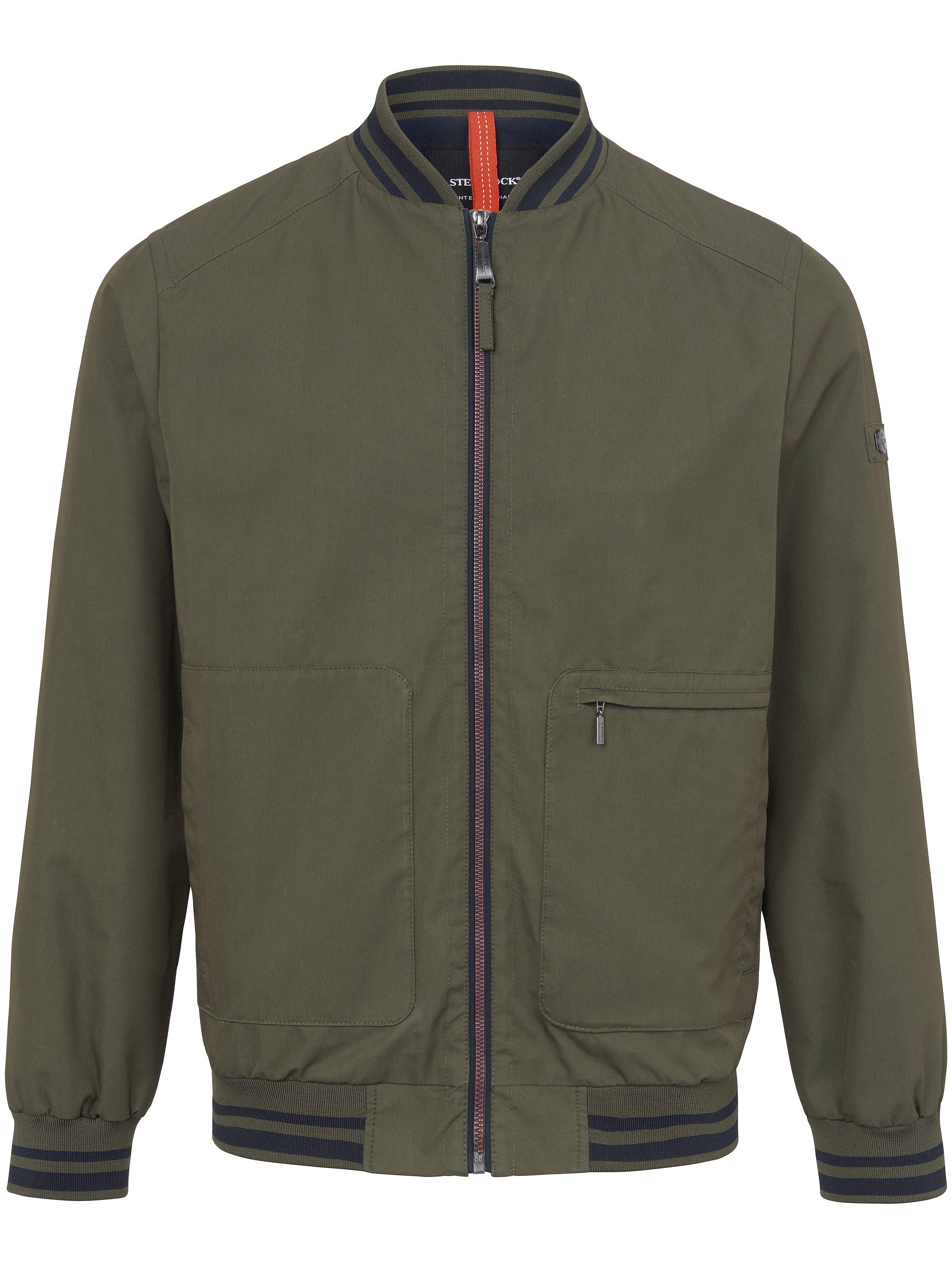 Blouson jacket Steinbock green