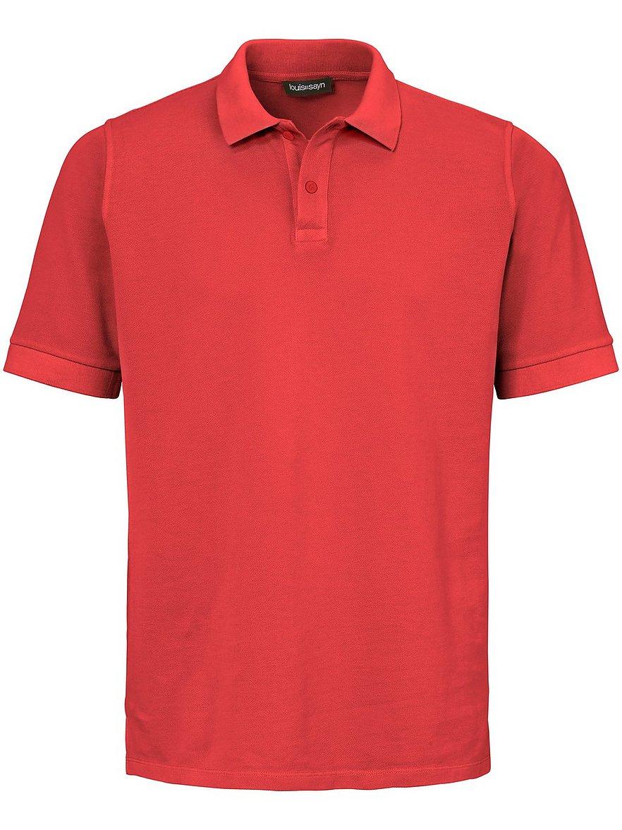 louis sayn - Polo-Shirt 1/2-Arm  rot Größe: 48