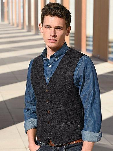 GANT - La chemise en jean 100% coton coupe Regular Fit