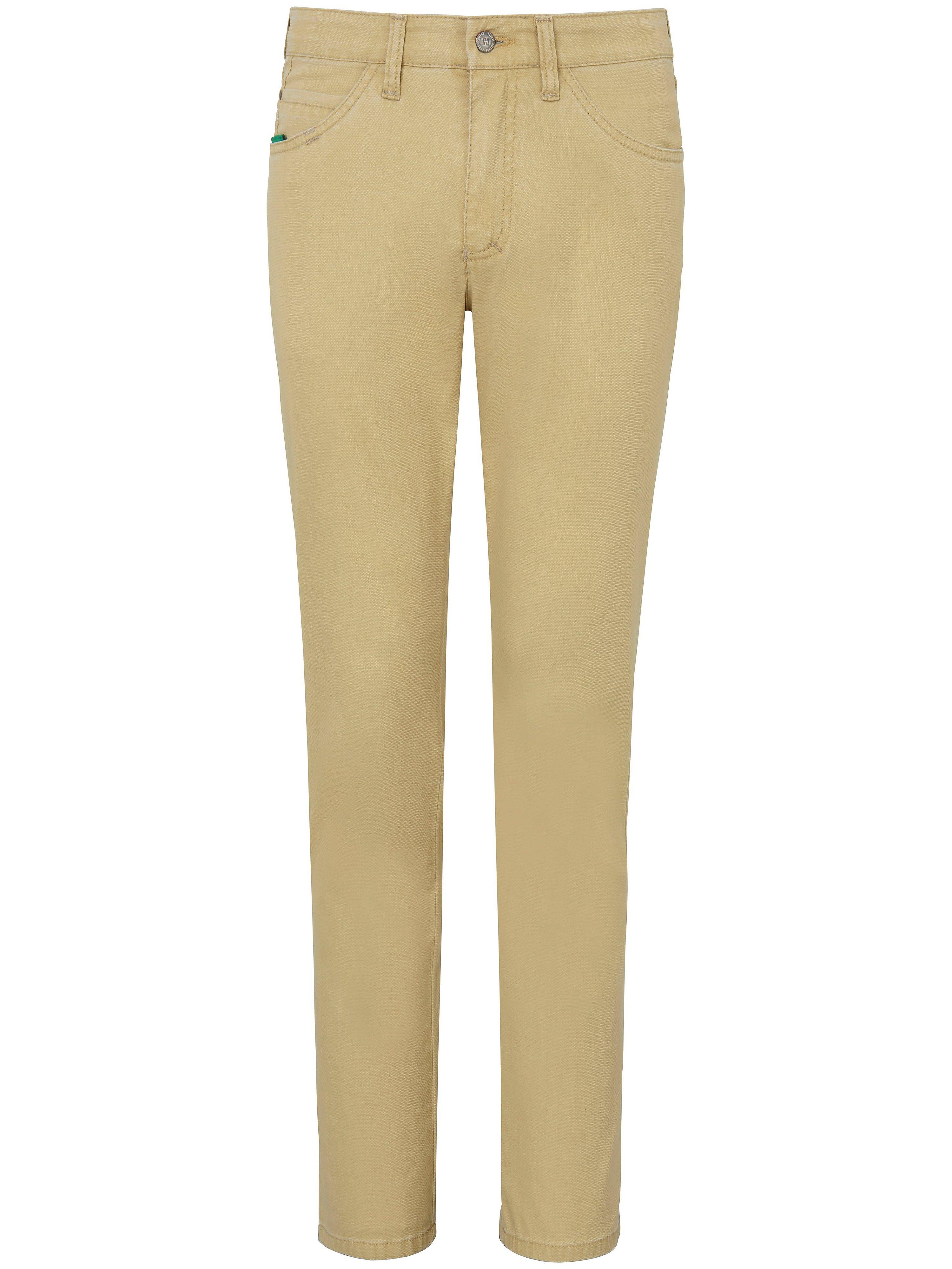Le pantalon modèle Henry  CLUB OF COMFORT jaune taille 42