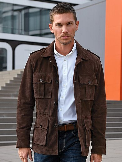 Louis Sayn - Leren jas