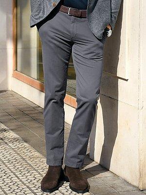 Regular Fit-broek model Everest in flatfrontmodel Van Brax Feel Good grijs