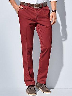 Regular Fit-broek model Everest Van Brax Feel Good rood