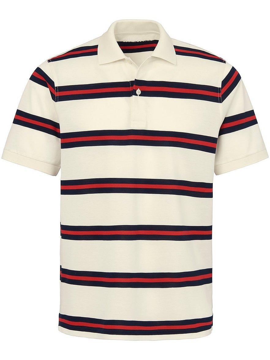 e.muracchini - Polo-Shirt  weiss Größe: 48