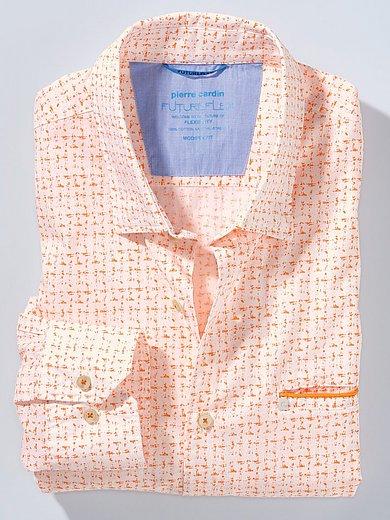 Pierre Cardin - Shirt with hidden button down collar