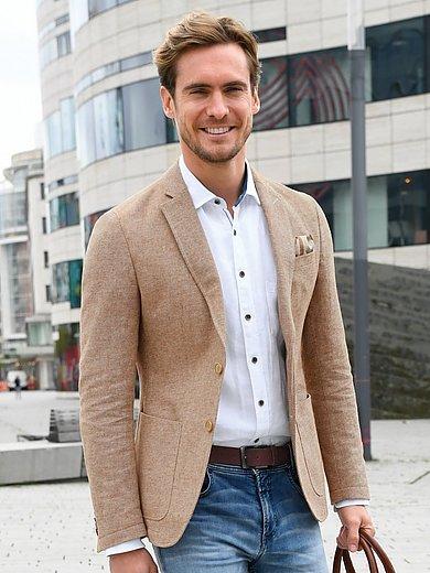 Olymp - Shirt made of 100% linen