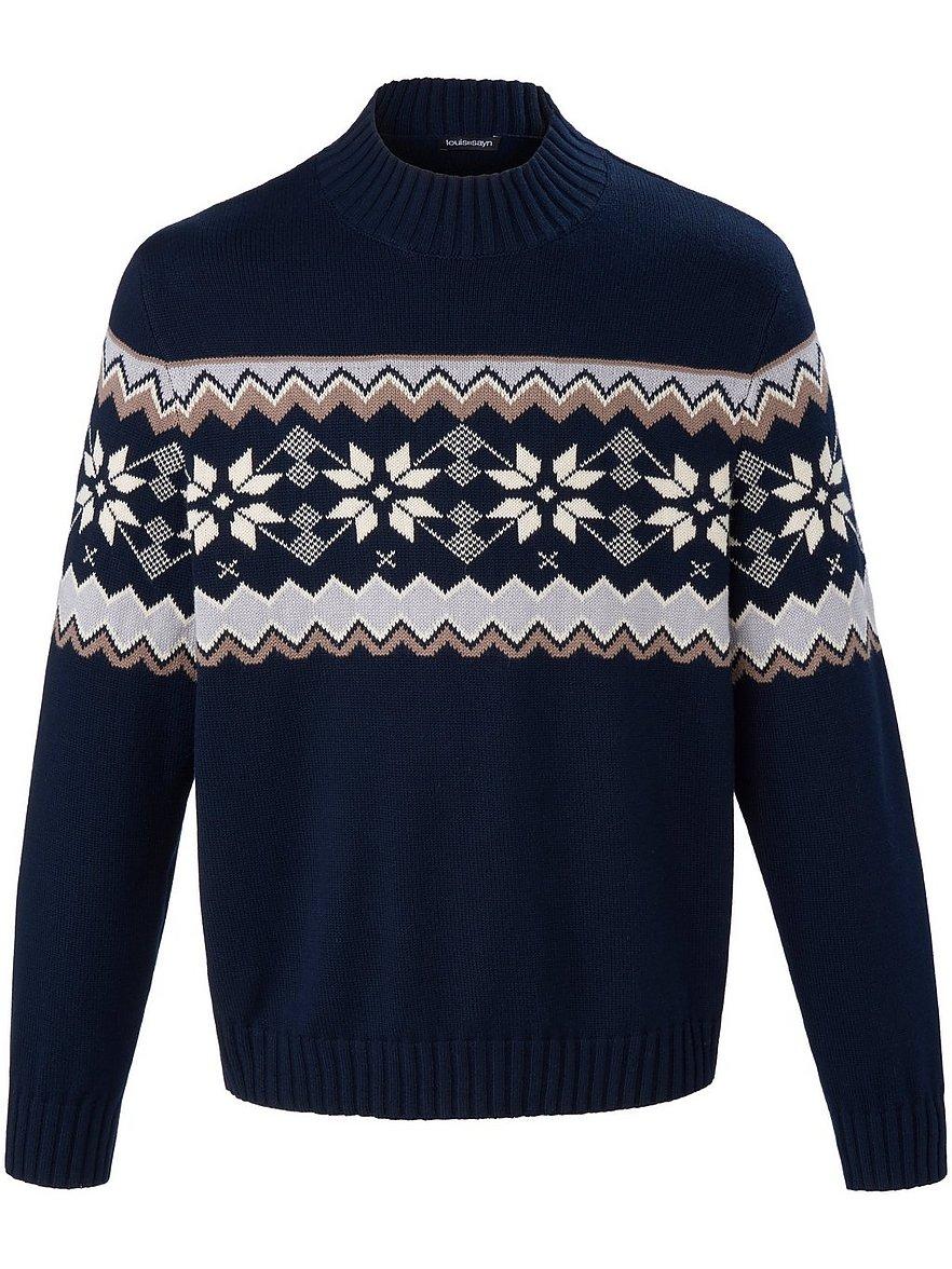 louis sayn - Pullover  blau Größe: 46
