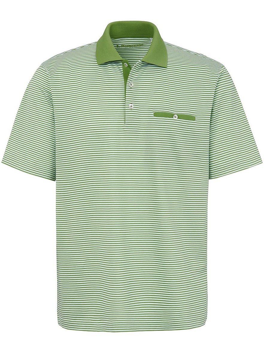 e.muracchini - Polo-Shirt  grün Größe: 56