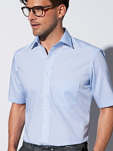 Olymp Luxor - Hemd mit 1/2 Arm