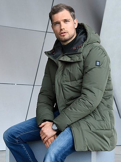 Strellson - Quilted parka