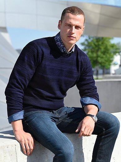 Hatico - Hemd Regular Fit aus 100% Baumwolle