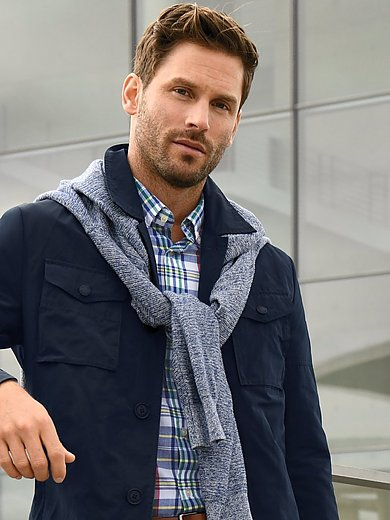 Barbour - Hemd mit Button-down-Kragen