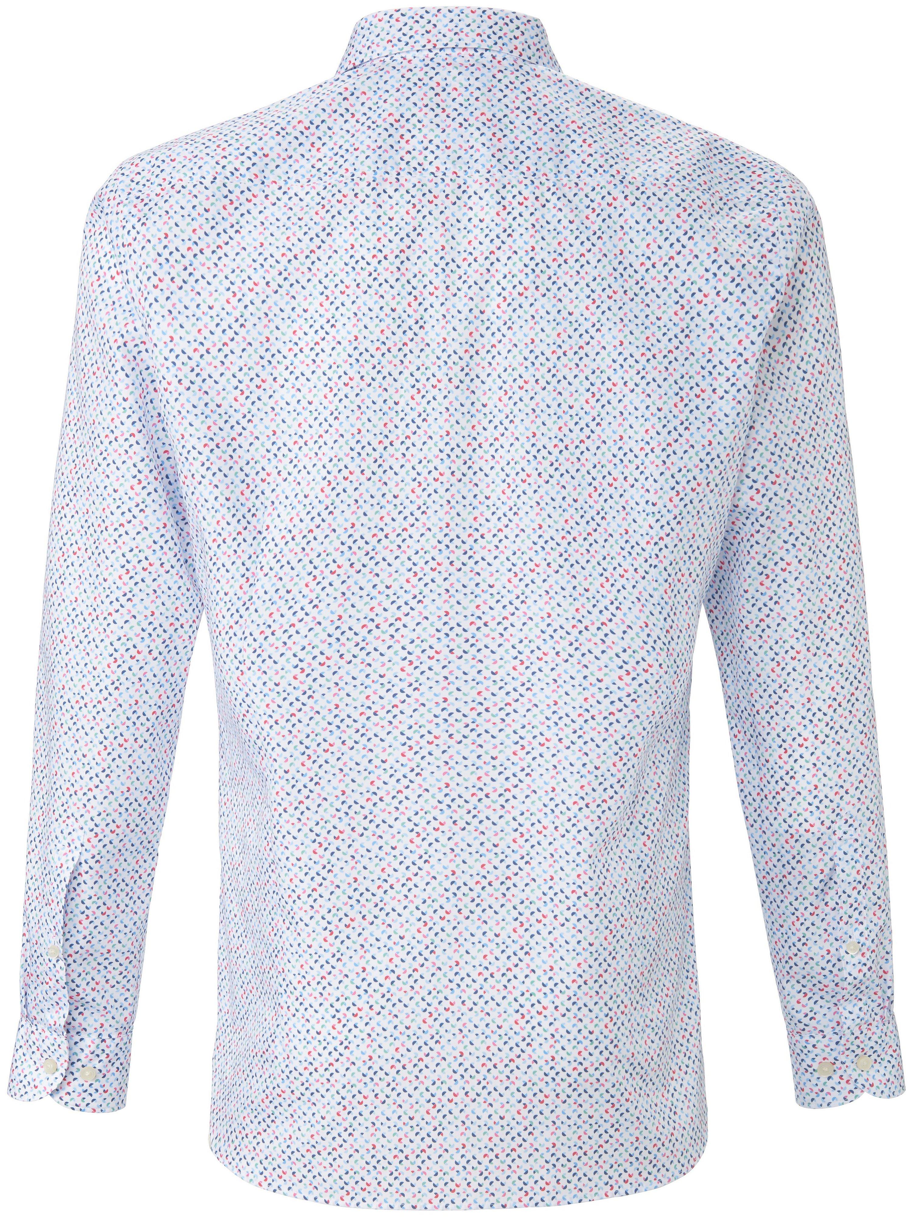 Skjorte pasform Body Fit Fra Olymp hvid
