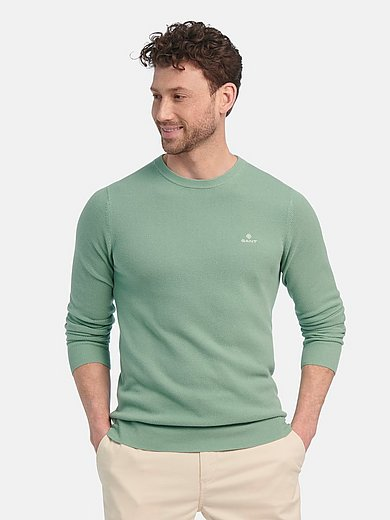 GANT - Le pull col rond