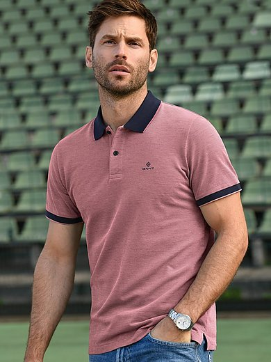 GANT - Polo-Shirt mit 1/2-Arm