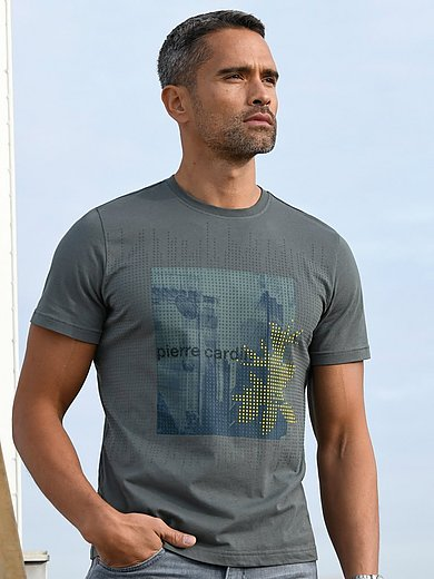 Pierre Cardin - Rundhals-Shirt