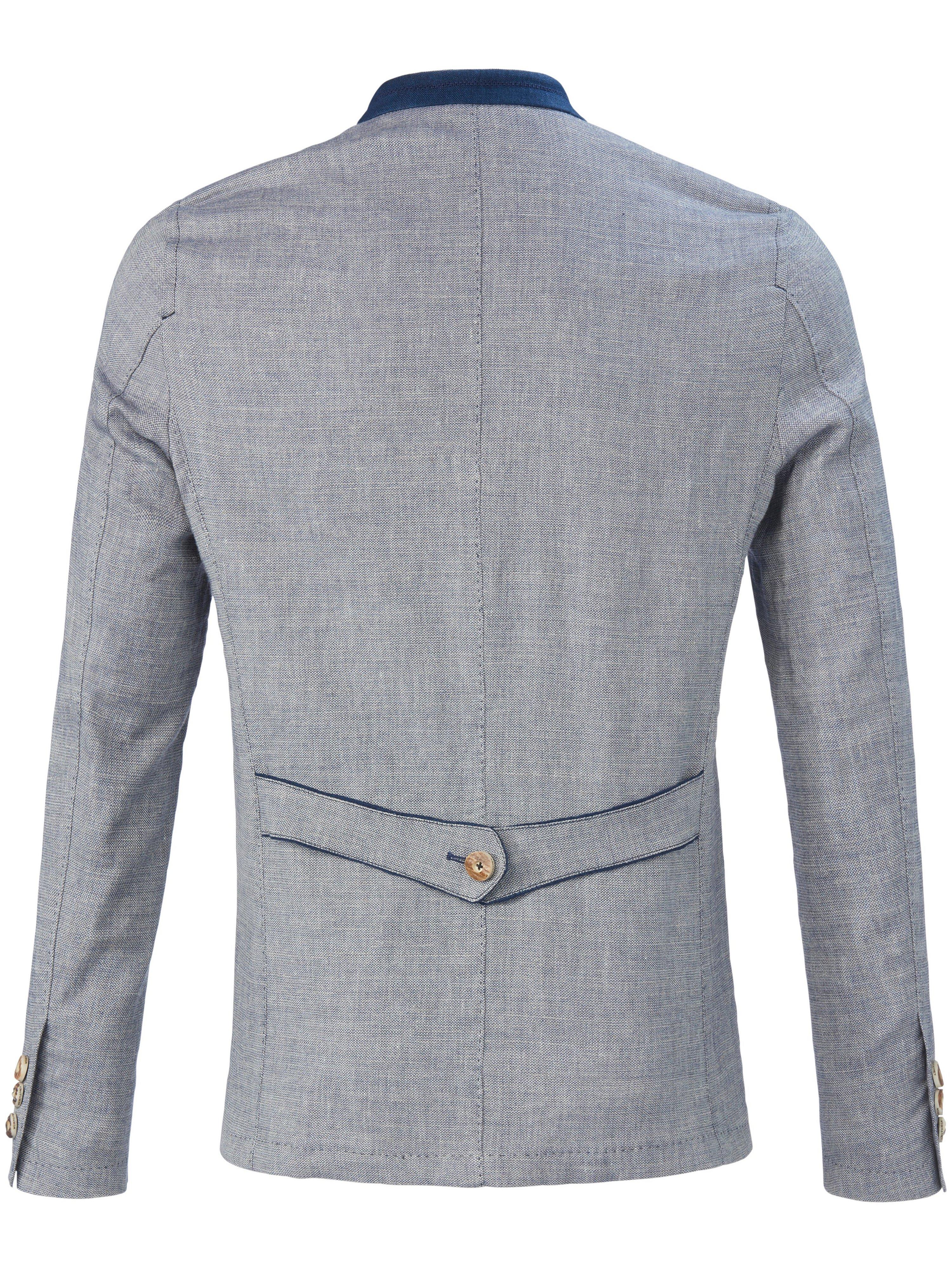 Traditionel jakke Fra Lodenfrey blå