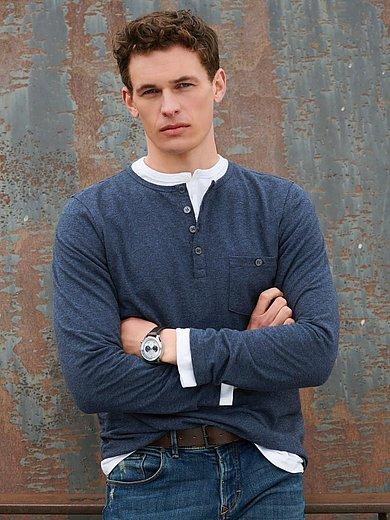 Louis Sayn - Henley-Shirt